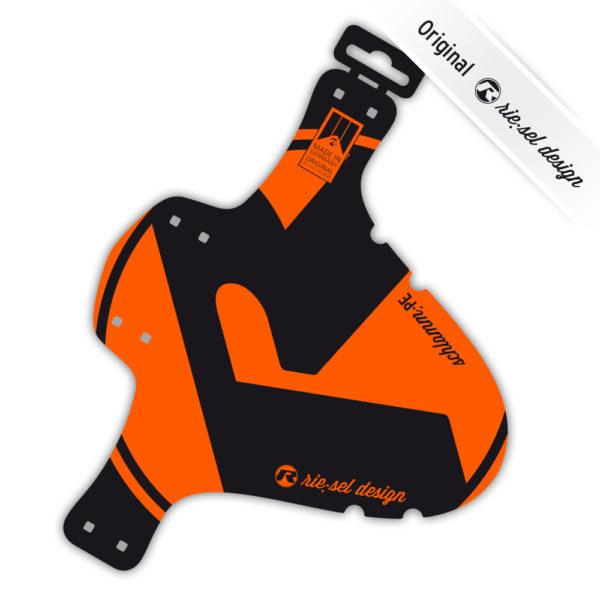 schlammpe-orange